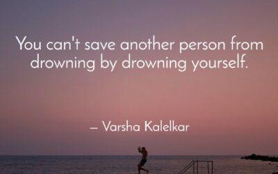 Don't drown