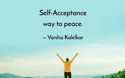 Self- Acceptance